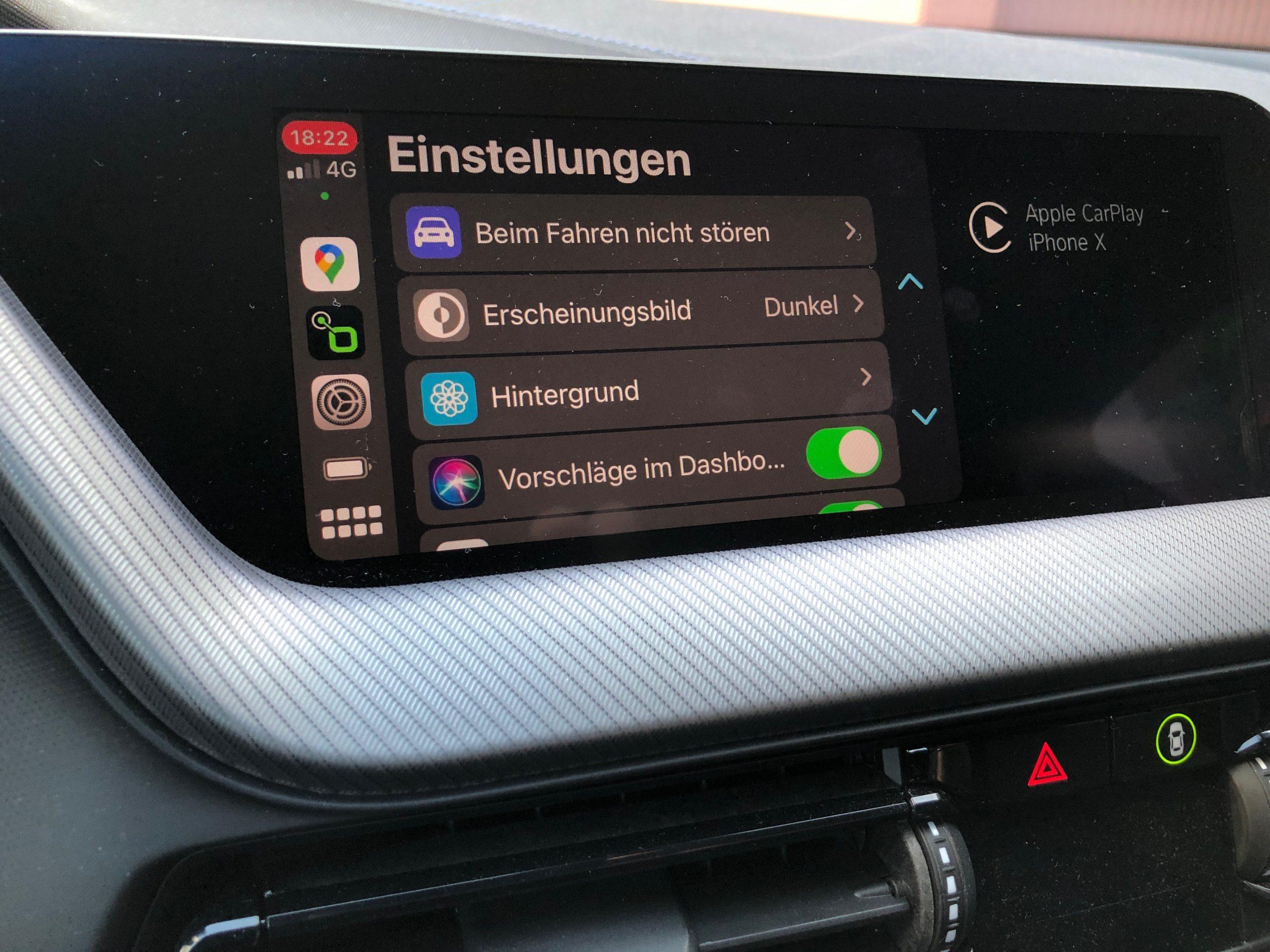 iOS 14 Car Play