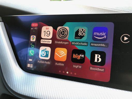 iOS 14 CarPlay Background