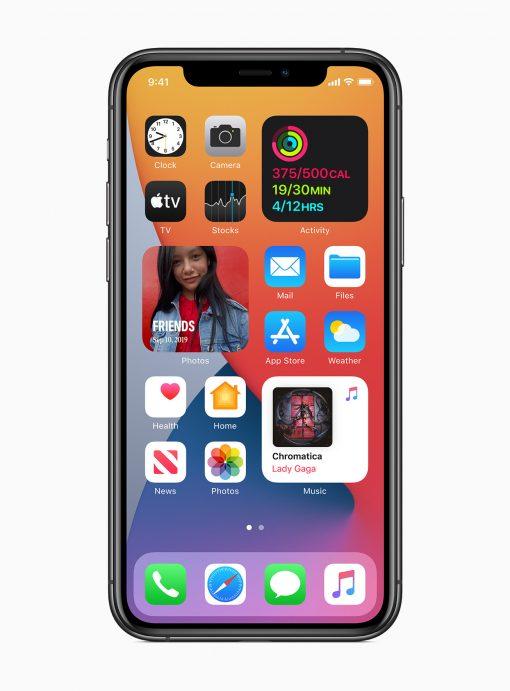 iOS 14 Widgets