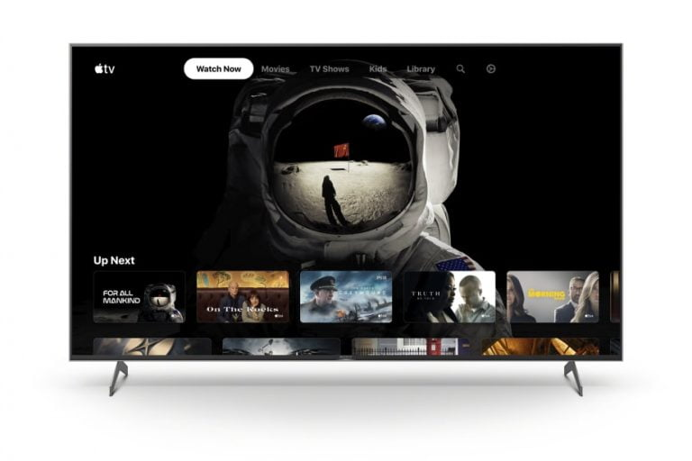 Apple TV App for Sony BRAVIA XH90 TV and other models