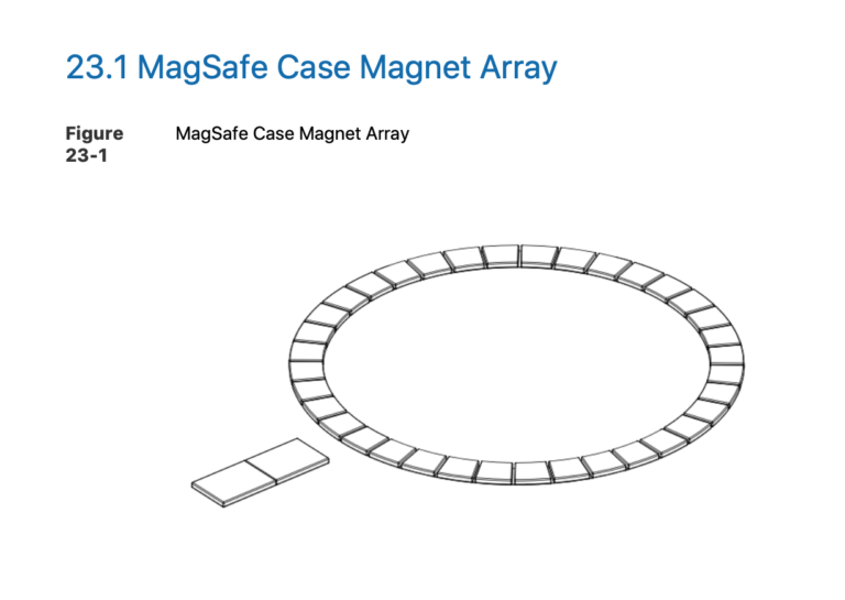 Accessory Design Guidelines for MagSafe Attach