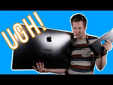 The Apple Store Genius Bar Broke My $5,000 iMac Pro