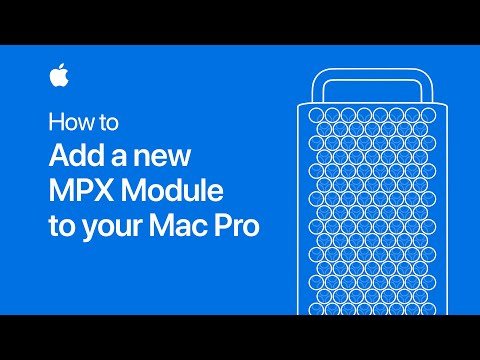 How to upgrade the graphics in your Mac Pro (2019) – Apple Support