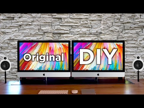 DIY externer 5K Monitor im iMac Look - Einfach selber bauen! | Tips, Tricks & More
